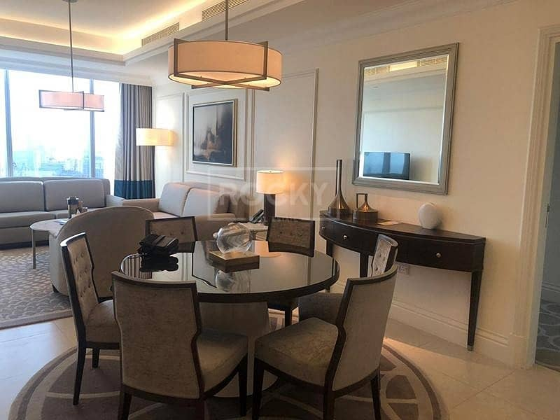 2 Luxurious | Fully Furnished | 1 Bed | Downtown Dubai