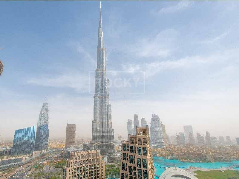 10 Luxurious | Fully Furnished | 1 Bed | Downtown Dubai