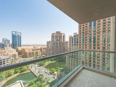 1 Bedroom Flat for Rent in The Views, Dubai - Lake View   1-Bed   Chiller Free   Fairways East