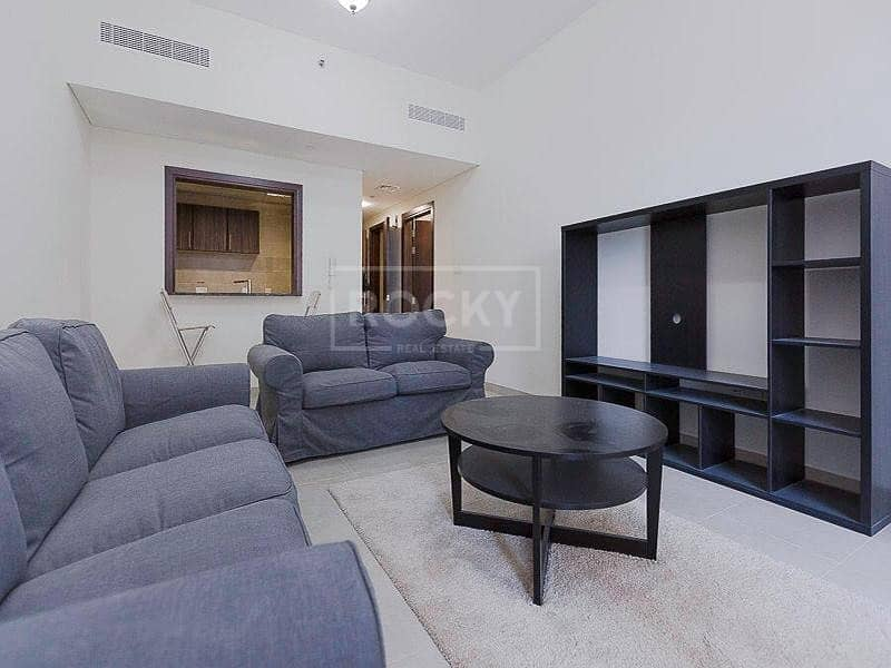 Brand New | 1-Bed plus Storage and Laundry |Qline