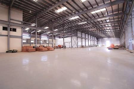 Factory for Sale in Dubai Industrial Park, Dubai - Brand new Huge Factory in Dubai Industrial Park
