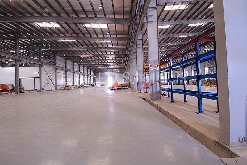2 Brand new Huge Factory in Dubai Industrial Park