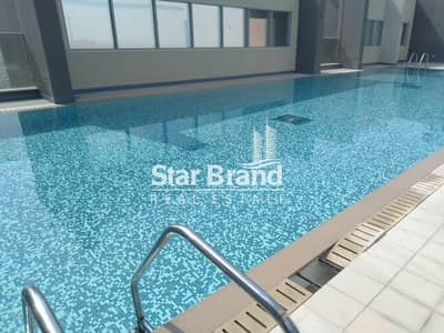 3 Bedroom Flat for Rent in Al Khalidiyah, Abu Dhabi - BRAND NEW 3 MASTER BEDROOM PLUS MAID ROOM AND 3 BALCONY FOR RENT