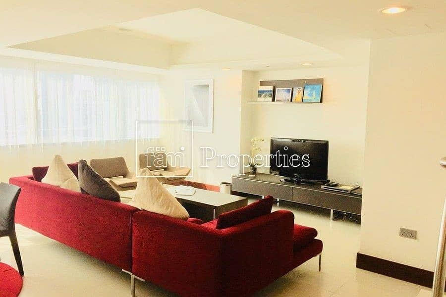 2BR Duplex Apartment | Fully Furnished World Trade