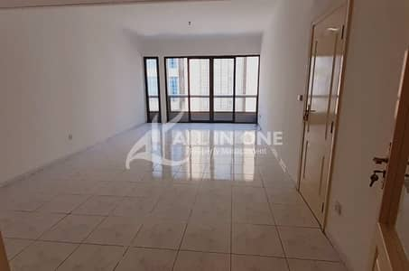 3 Bedroom Apartment for Rent in Hamdan Street, Abu Dhabi - Nice Place to Live! Perfect for the Family! 4 Pays
