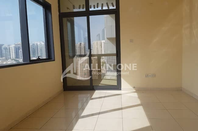 A Very Affordable 2 Bedroom Apartment with Balcony @AED80000