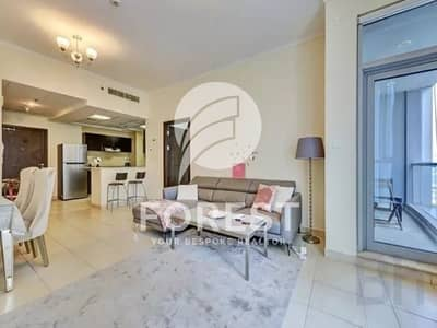 1 Bedroom Apartment for Sale in Dubai Marina, Dubai - Luxury 1 BR Apartment with Sea View Unfurnished