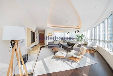 4 Bedroom Apartment for Rent in Dubai Marina, Dubai - Fully upgraded |Fully furnished | Spacious apartment|