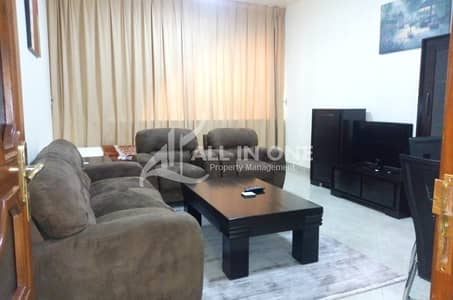 1 Bedroom Apartment for Rent in Electra Street, Abu Dhabi - HOT OFFER! FURNISHED 1 BEDROOM IN ELECTRA @ AED 6500 MONTHLY