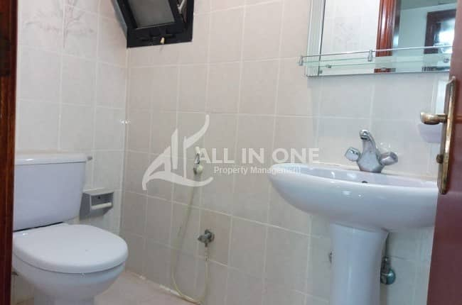 10 Convenient Place to Reside! 2 Bedroom in Electra @ AED 70000