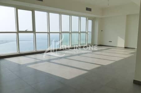 فلیٹ 3 غرفة نوم للايجار في شارع الكورنيش، أبوظبي - BRAND NEW APARTMENT WITH PARKING/AMENITIES/BALCONY