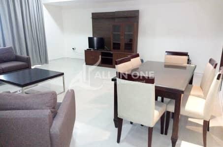 فلیٹ 3 غرفة نوم للايجار في شارع إلكترا، أبوظبي - HOT OFFER! FURNISHED 3 BHK IN ELECTRA @ AED 12500 MONTHLY!