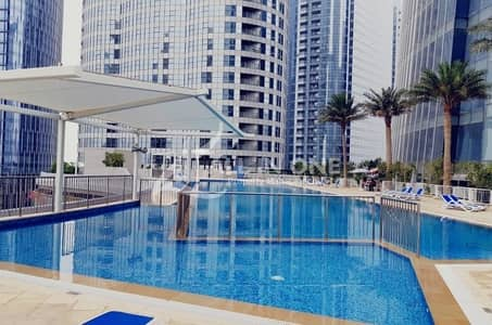 1 Bedroom Apartment for Rent in Al Reem Island, Abu Dhabi - Astounding 1 BHK with complete Facilities/Parking!
