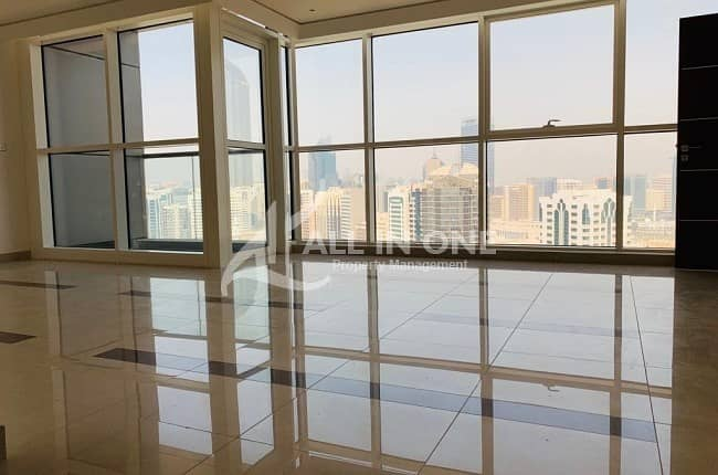 Enticing and Great Amenities! 3 BHK in Corniche @ AED 150000