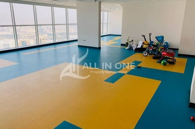 18 Enticing and Great Amenities! 3 BHK in Corniche @ AED 150000