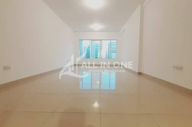 Attractive 3BHK w/ Master Room/ Maids Room/Balcony