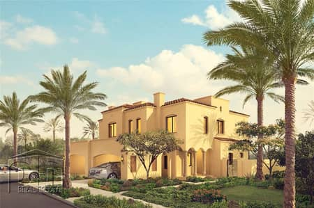 3 Bedroom Townhouse for Sale in Serena, Dubai - Very close to pool and park