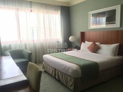 1 Bedroom Hotel Apartment for Rent in Electra Street, Abu Dhabi - Serviced Hotel Apt. in City View Electra St.