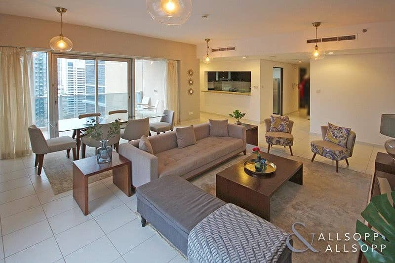 2 Vacant   Best Marina View   3 Bed   Maids