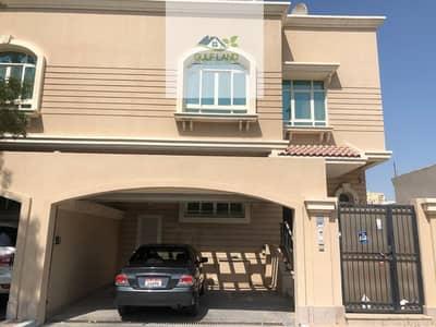 6 Bedroom Villa for Rent in Between Two Bridges (Bain Al Jessrain), Abu Dhabi - 6 bedrooms 8 bathrooms maids room private swimming pool car parking