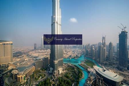 بنتهاوس 4 غرفة نوم للايجار في وسط مدينة دبي، دبي - Burj Khalifa View | New Penthouse for Rent