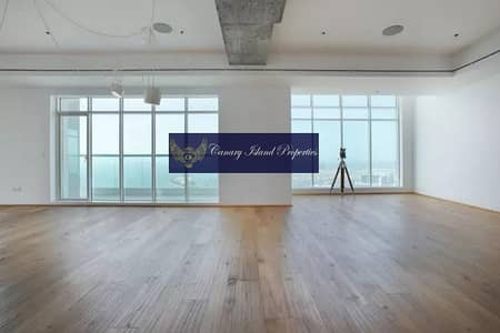 5 Bedroom Penthouse for Rent in Dubai Marina, Dubai - Sea - Palm View | Biggest Size Penthouse