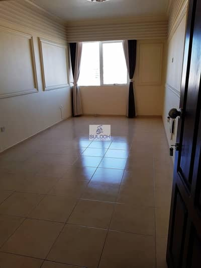 1 Bedroom Apartment for Rent in Al Nahyan, Abu Dhabi - 1 B/R apartment with big kitchen and full bath