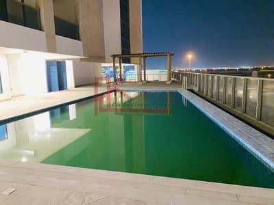 شقة 3 غرفة نوم للايجار في النهدة، دبي - Jaddaf Luxury Heights 3BHK Flat Al Waleed Gardens