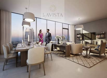 2 Bedroom Flat for Sale in Downtown Dubai, Dubai - Boulevard Heights 1 Majestic Apartment In Opera District