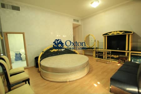 3 Bedroom Flat for Rent in Al Majaz, Sharjah - Luxury Full Furnished 3-BHK | Wardrobe | Free Parking | Maids room In Al Majaz