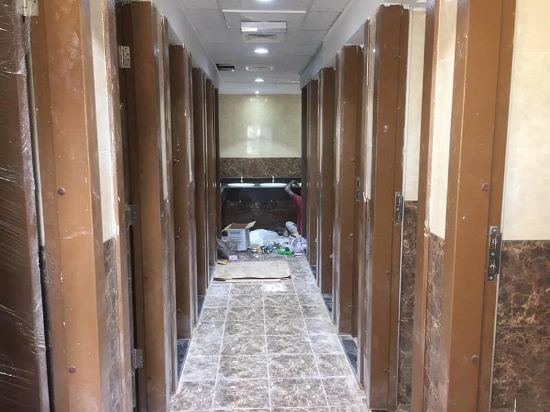 10 Staff  Accommodation  Jebel Ali brand  new for sale