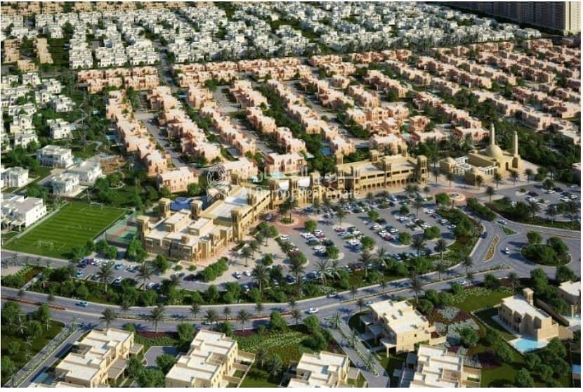 2 Exclusive G+1 Villa Plot with Ready Design at Al Furjan