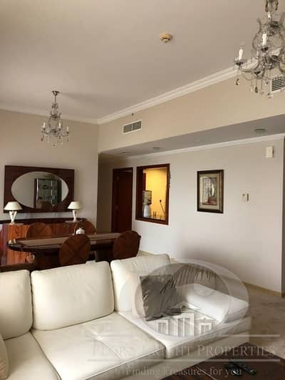 2 Bedroom Apartment for Sale in Jumeirah Beach Residence (JBR), Dubai - Breathtaking panoramic sea view 2 bedroom | furnished