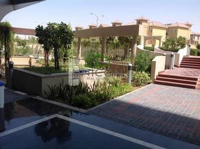 استوديو  للايجار في مدينة دبي الرياضية، دبي - Golf Course View   Chiller Free Studio Apartment
