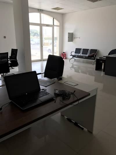 Shop for Rent in International City, Dubai - 37k/4 Cheques Only !!! Fully Ready Shop Parking Side In K Block Greece Cluster- International City, Dubai.