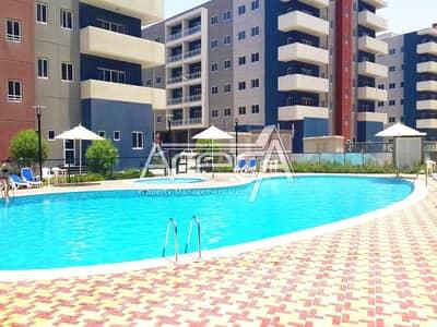 فلیٹ 1 غرفة نوم للايجار في الريف، أبوظبي - Crazy deal in the Market!! Stylish 1 Bedroom Apartment in Al Reef Downtown Area