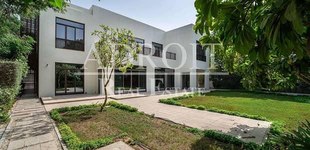 6 Bedroom Villa for Rent in Mohammad Bin Rashid City, Dubai - Brand New | Glamorous  6BR  Arabic Villa in District One