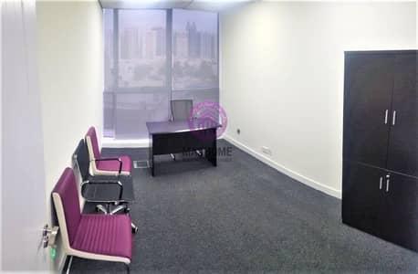 مکتب  للايجار في الدانة، أبوظبي - High Class Offices For Rent