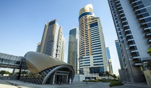 Office for Sale in Jumeirah Lake Towers (JLT), Dubai - Lowest Priced | Vacant | Office in Fortune Tower
