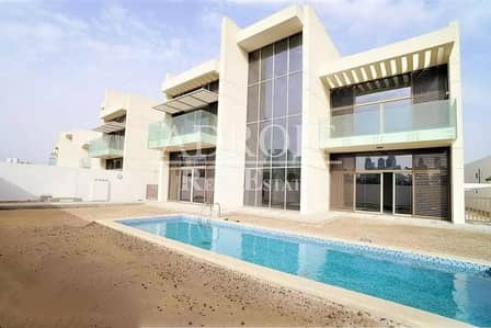 5 Bedroom Villa for Sale in Mohammad Bin Rashid City, Dubai - With Elevator| 5BR Contemporary Villa | Type B | District One