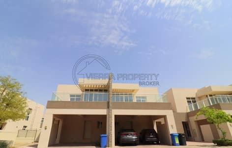 3 Bedroom Villa for Rent in Dubai Silicon Oasis, Dubai - 4BR+STUDY+MAID WITH FREE ONE MONTH AND FREE MAINTENANCE