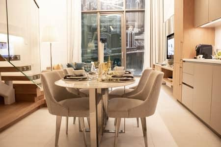 شقة 1 غرفة نوم للبيع في الخليج التجاري، دبي - AIR BnB |High ROI  | Business bay | affordable | 7 years payment plan