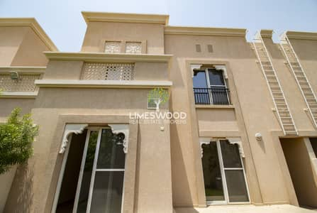 3Bed Traditional Villa+Maid   13 Months Contract