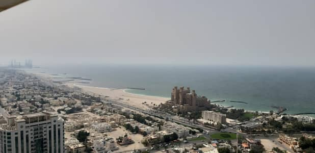 3 Bedroom Flat for Sale in Al Sawan, Ajman - hot offer  3 bhk full sea view with parking  for sale in Ajman one tower