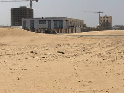 Plot for Sale in Al Jurf, Ajman - For sale     Residential Commercial Land Aljurf Industrial Area