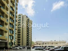 Room And Aounge With Two Bathrooms Rashidiya Towers Area Of 1115 Feet For Rent At An Attractive Brice