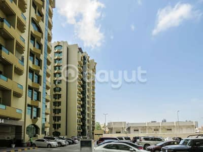 2 Bedroom Apartment for Rent in Al Rashidiya, Ajman - Room And Aounge With Two Bathrooms Rashidiya Towers Area Of 1115 Feet For Rent At An Attractive Brice