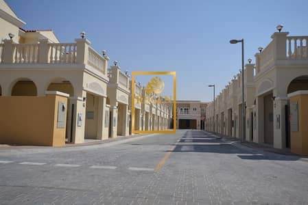 1 Bedroom Townhouse for Sale in Jumeirah Village Circle (JVC), Dubai - One Bedroom Nakheel Townhouse Corner Unit For SALE in District 12 with View of P