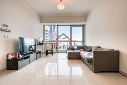 1 Bedroom Flat for Sale in Dubai Marina, Dubai - Corner Big Size 1BR in Ocean Heights/Chiller free