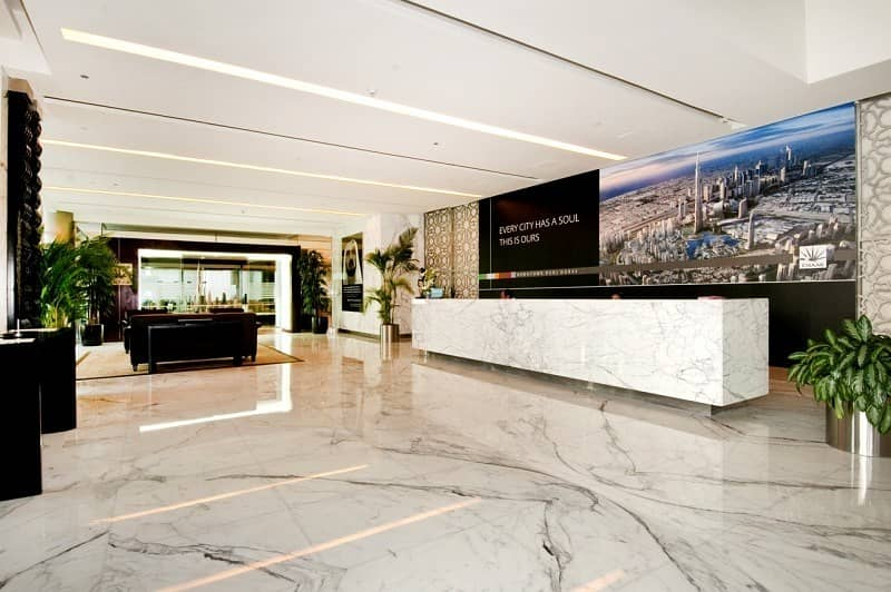 2 Retail space | Emaar Square | Great visibility